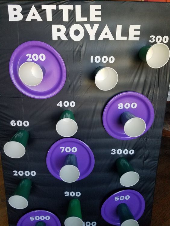 Battle Royale Party Game
