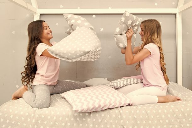Do Your Kids Have a Set Bed Time?
