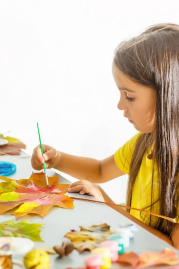 24 Fantastic Fall Crafts Your Preschooler Will Love
