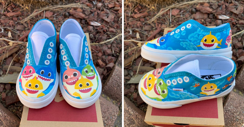 Baby Shark Shoes Are Here!