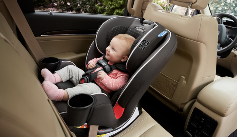 I Traded My Car Seat in At Walmart's Car Seat Event, Here's What Happened