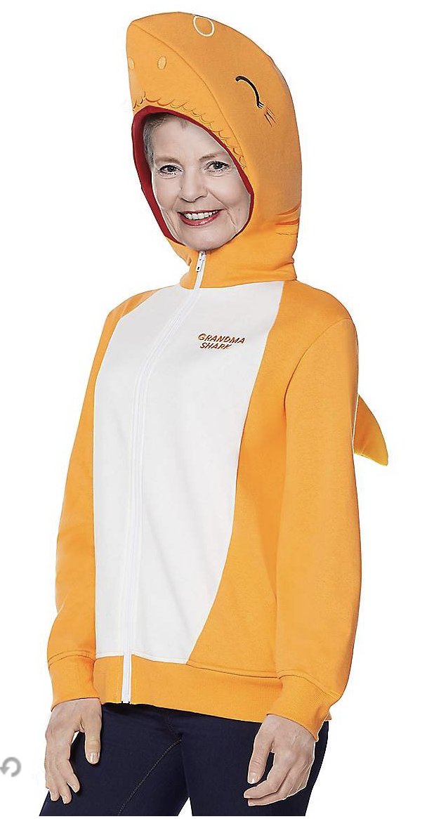 Spirit is Selling Baby Shark Costumes for The Entire Family