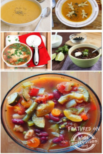 20 Totally Delicious and Easy Crock Pot Soup Recipes