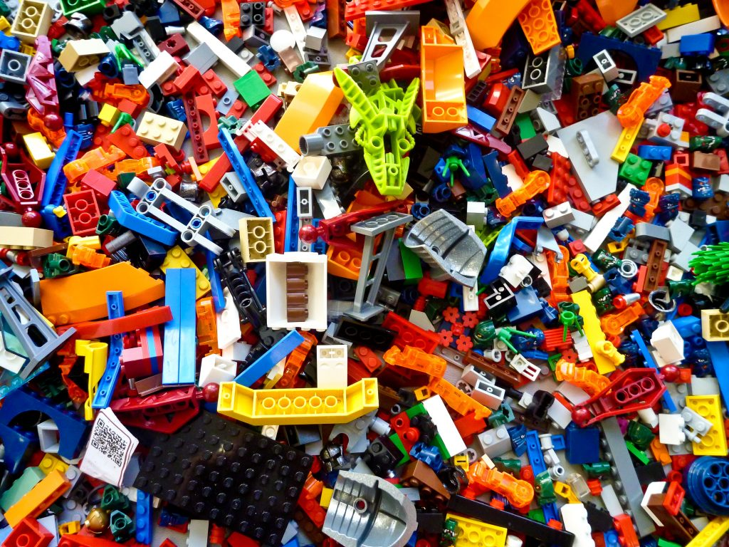 There are 75 millions LEGOS sold each year and many of them should be recycled to benefit people and the world.