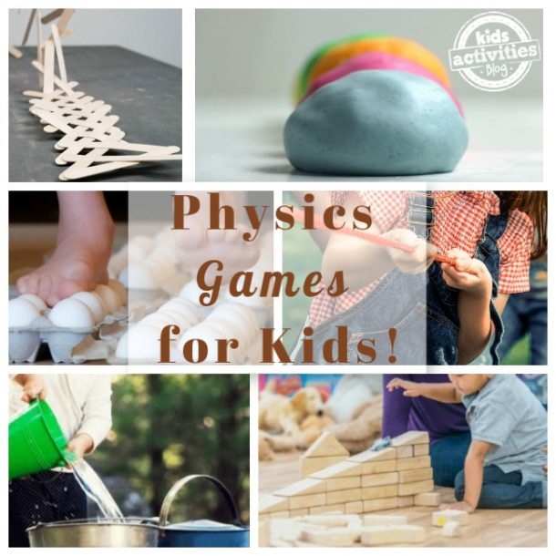 physics games for kids