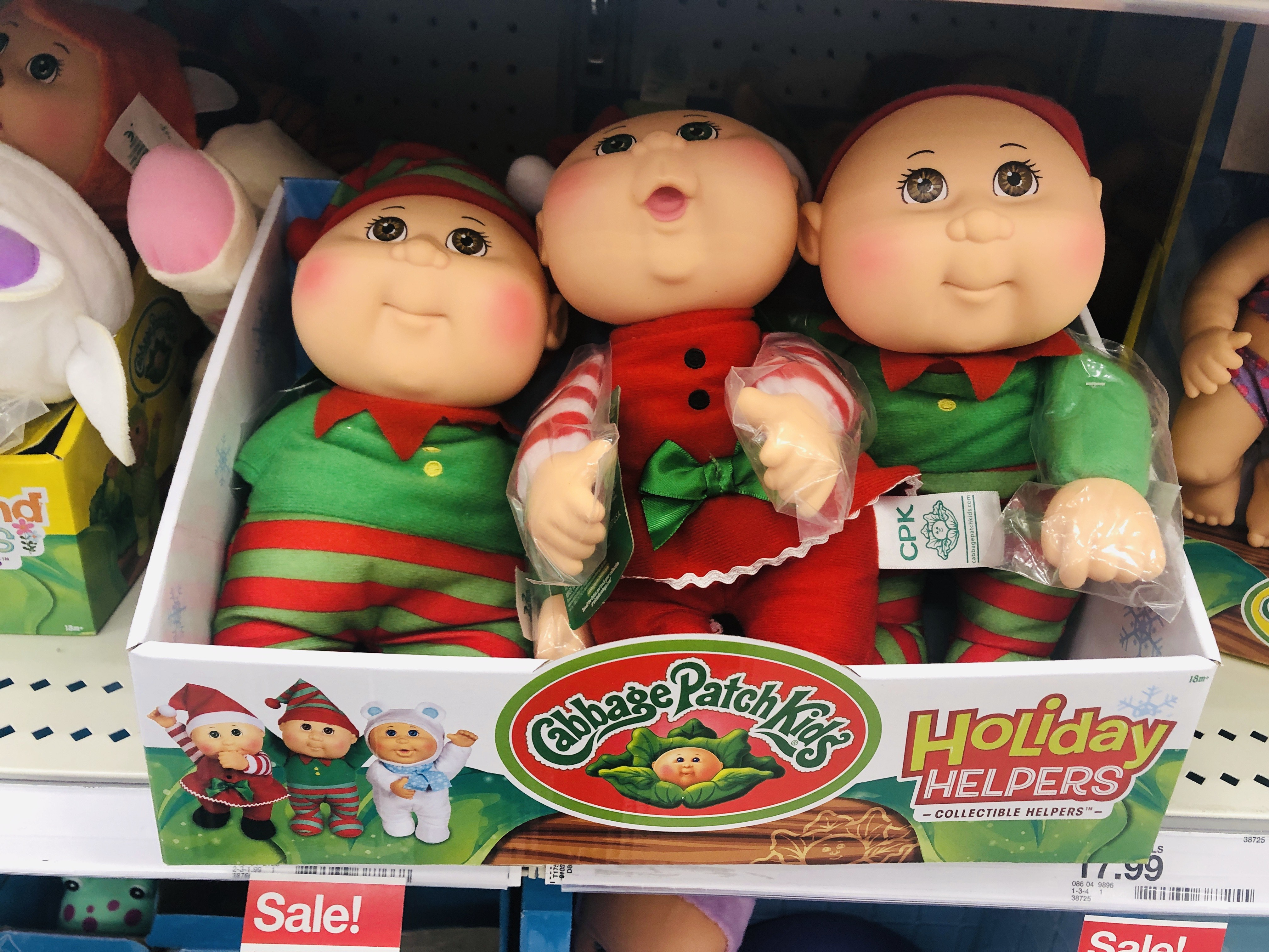 Target Is Selling Cabbage Patch Kids For Under $7