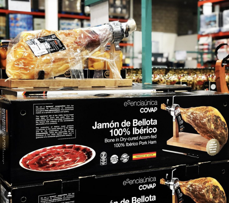 You Can Get A 15-Pound Ham Leg at Costco For The Ultimate Holiday Feast