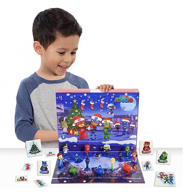 You Can Get A PJ Mask Advent Calendar for Less Than $10 Right Now