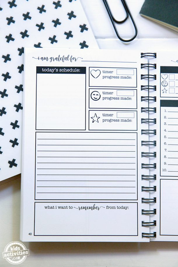 A Busy Mom's Secret Weapon: The She Did It All Planner