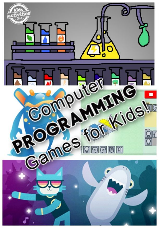 computer science games for kids