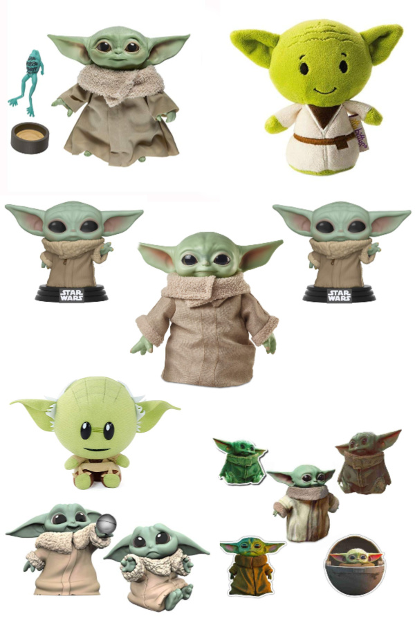 The Cutest Must-Have Baby Yoda Toys