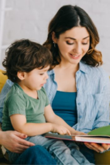 Reading to Your Kids Teaches Them One Million Words Before School