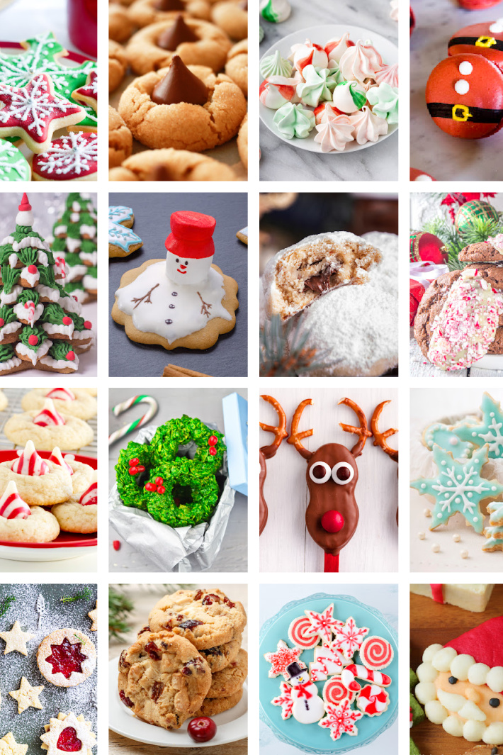 75+ Favorite Homemade Christmas Cookie Recipes You Have To Try!