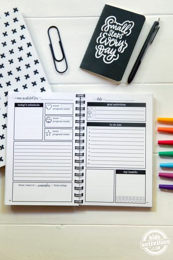 My Biggest Time Management Hack: The She Did It All Planner