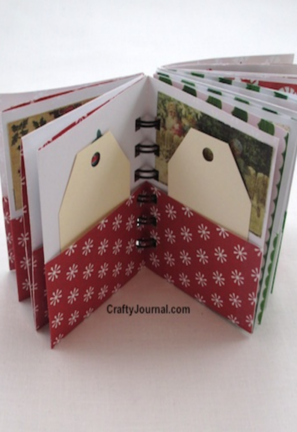 advent calendar pocket book