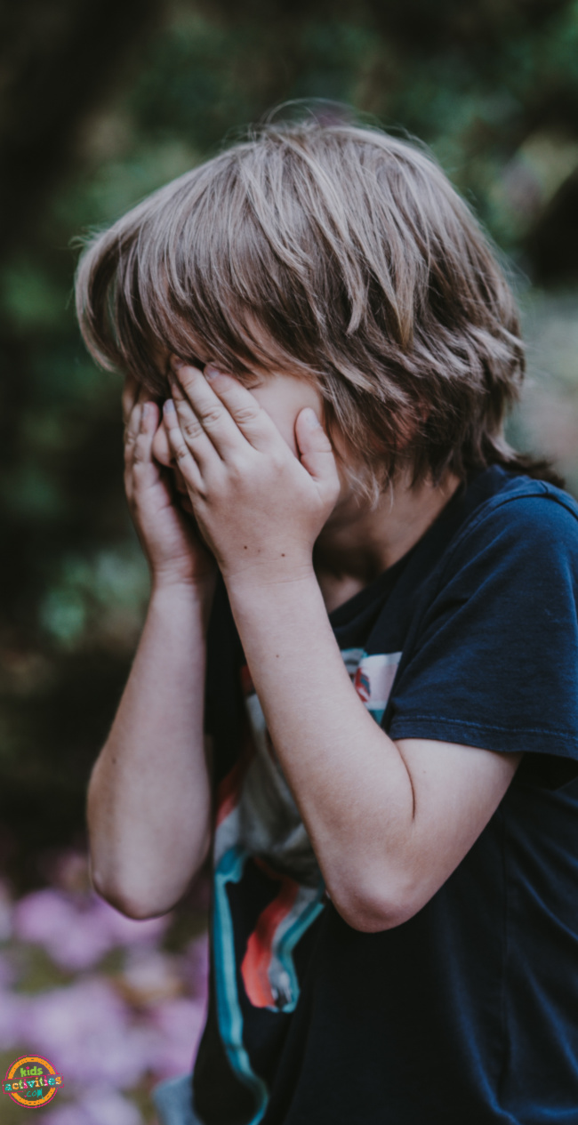 Why Self-Control Is So Hard For Kids
