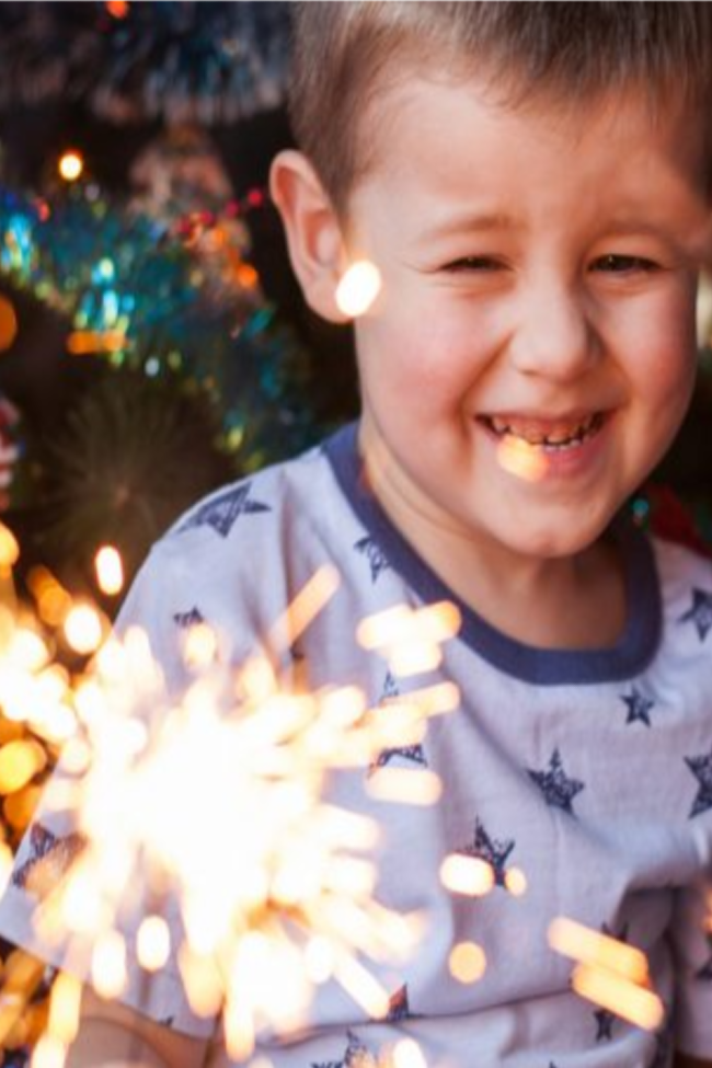 How to Plan a New Year's Eve Party for Kids