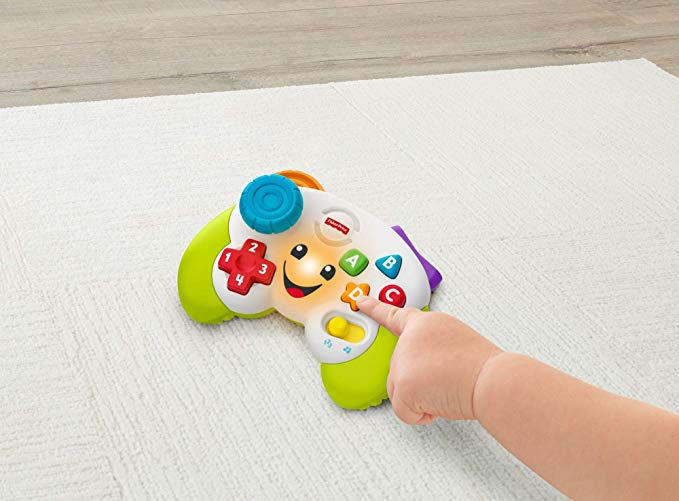Baby game controller - fisher price baby toys - secret code