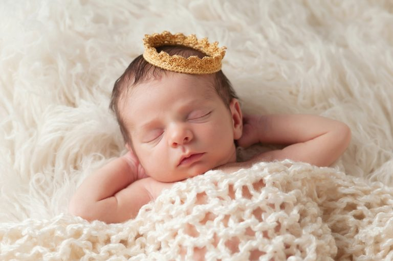 Royal Baby Names Perfect for Your Little Prince or Princess
