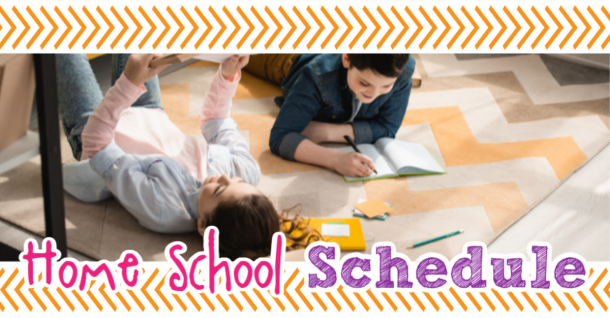 home school schedule