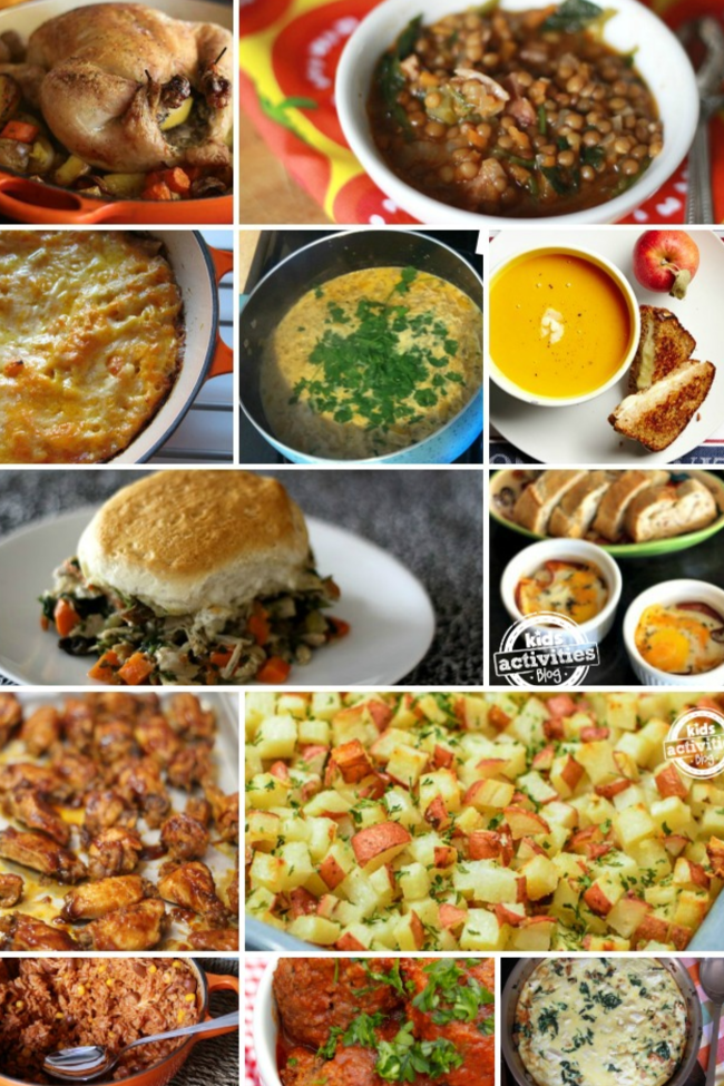 21 Easy & Delicious Make-Ahead Dinners for Busy Evenings