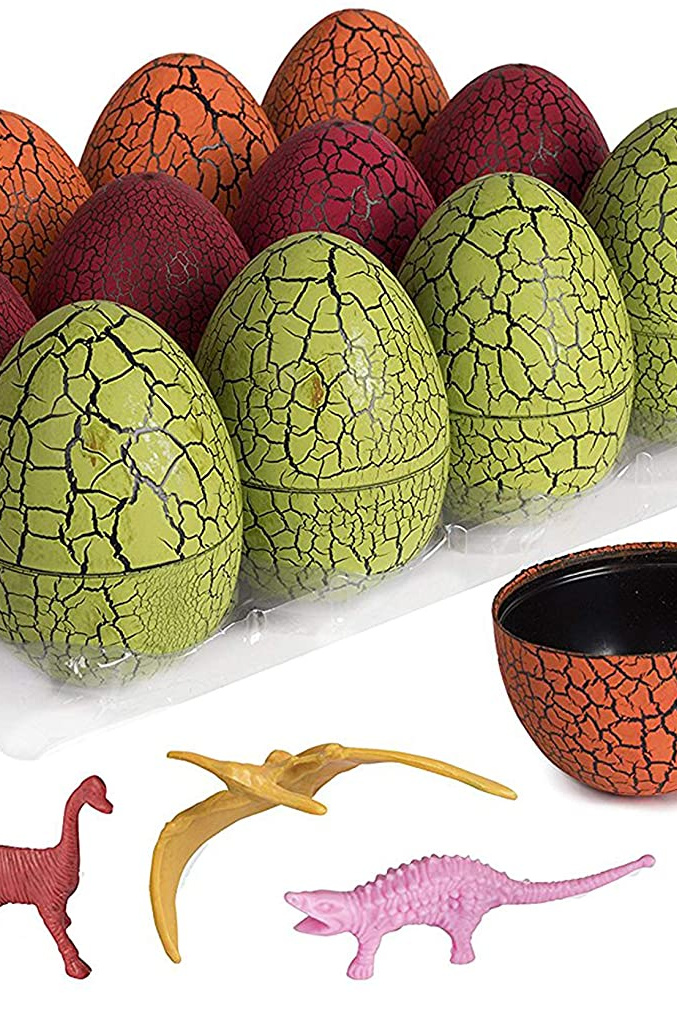 You Can Get Dinosaur Egg Easter Eggs That Are Worth Roaring Over