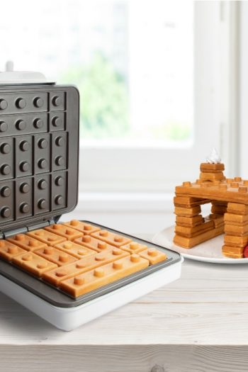Your Kids Are Going to Love This Lego Waffle Maker