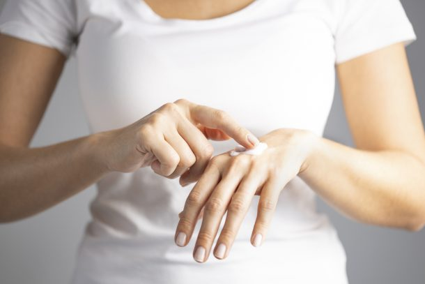 TLC for Dry Hands