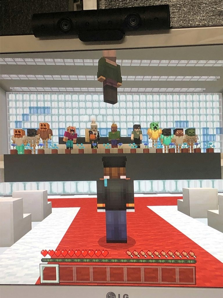 This Class in Japan Had a Minecraft Graduation and I Love It