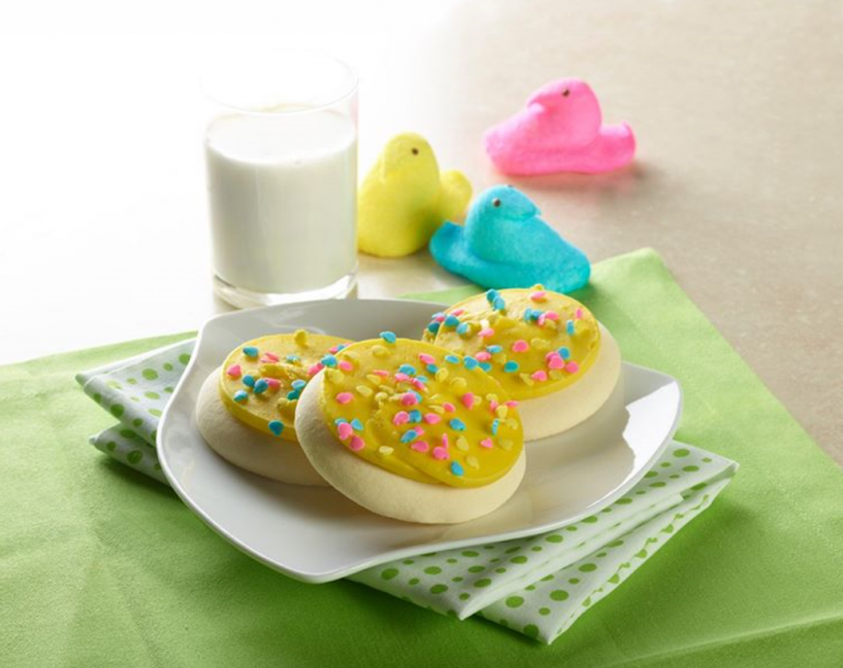 You Can Get Peeps Marshmallow Sugar Cookies and My Kids Are So Excited