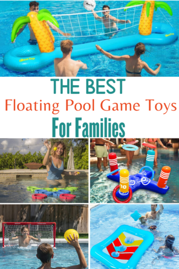 The Best Floating Pool Game Toys for Families