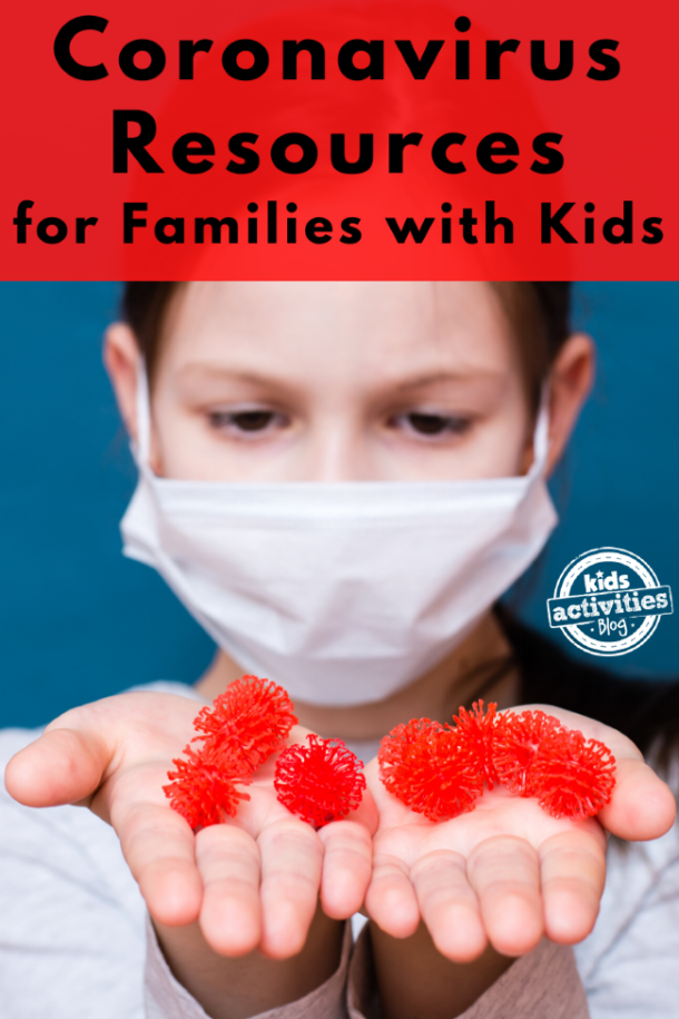 coronavirus resources for families with kids