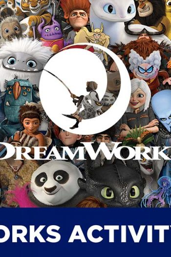 Here's How You Can Get Activities, Games, Crafts, Recipes and Music from Dreamworks