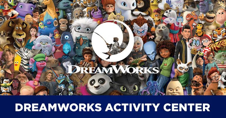 DreamWorks Released Free Activities, Games, Crafts, Recipes and More