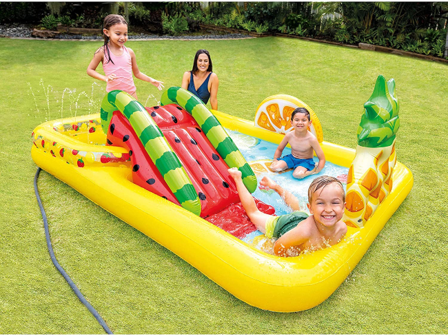The Best Backyard Pools For Families