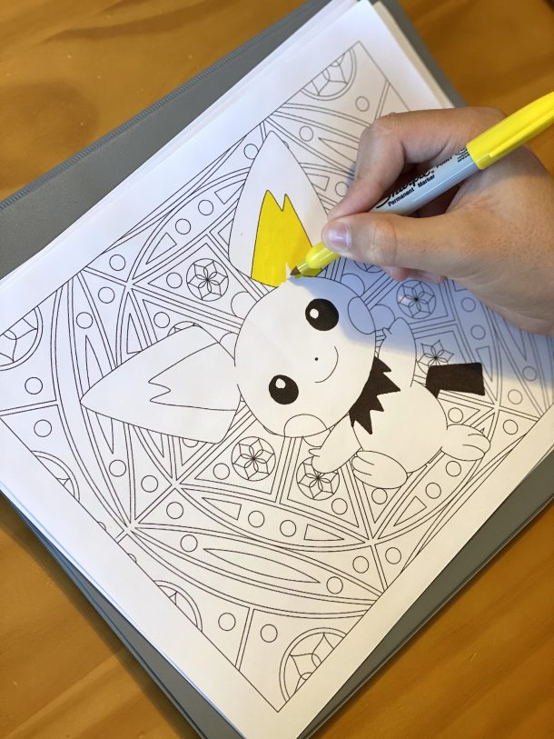 - The Best Free Printable Pokemon Coloring Sheets