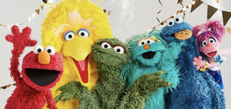 Sesame Street Will Explain COVID-19 To Your Kids In A Town Hall Meeting This Saturday