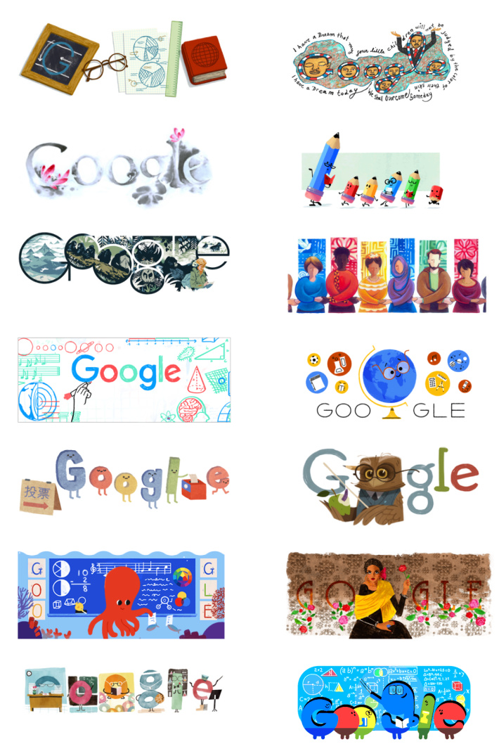 Your Kids Can Play  Mini Interactive Games Called 'Google Doodles'. Here's How.