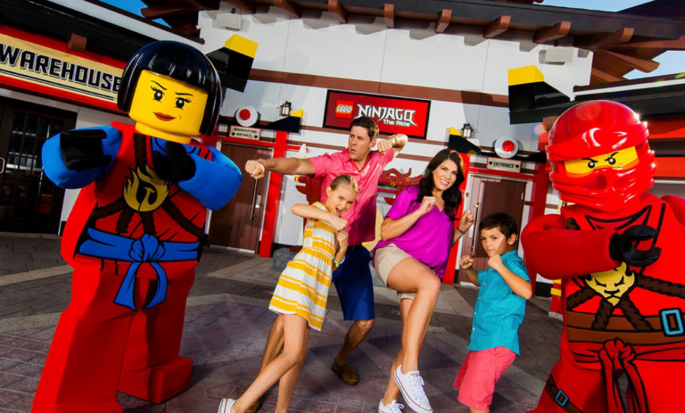 Legoland Has Released Free Lego Activities and Printables For Kids To Do While Stuck Inside