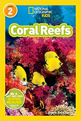 Coral Reef book