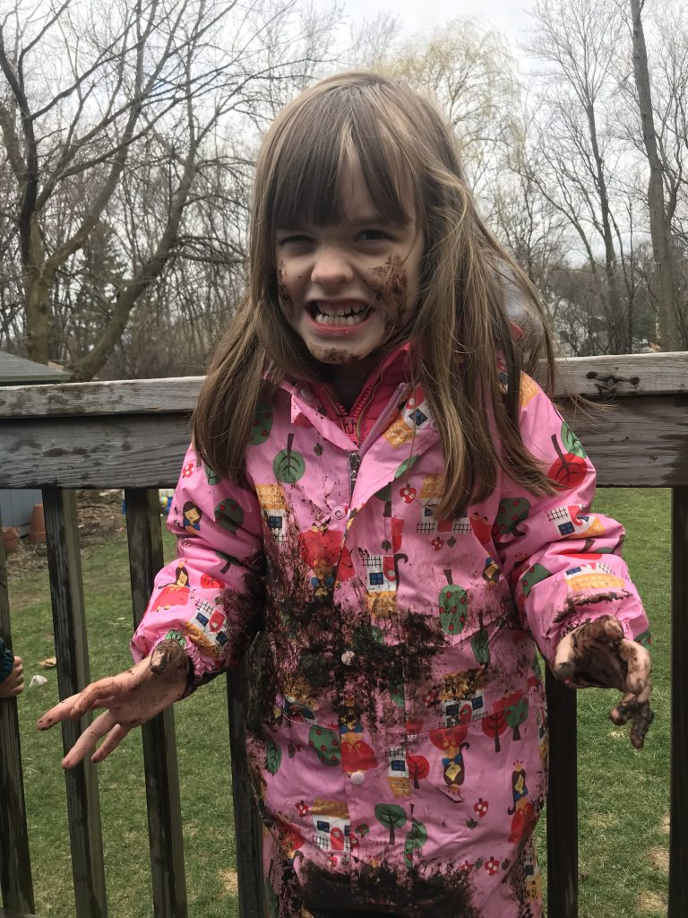 You Can Get Rainsuit For Your Kids That Is Perfect for Playing Out In the Mud
