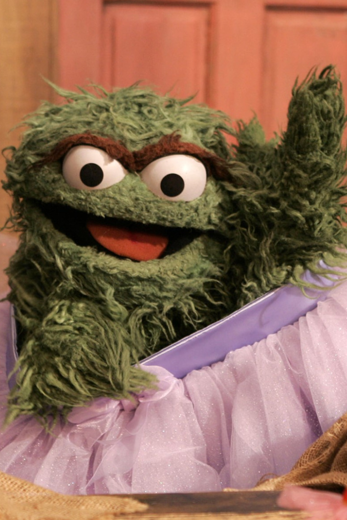 Your Kids Can Call Their Favorite Sesame Street Characters