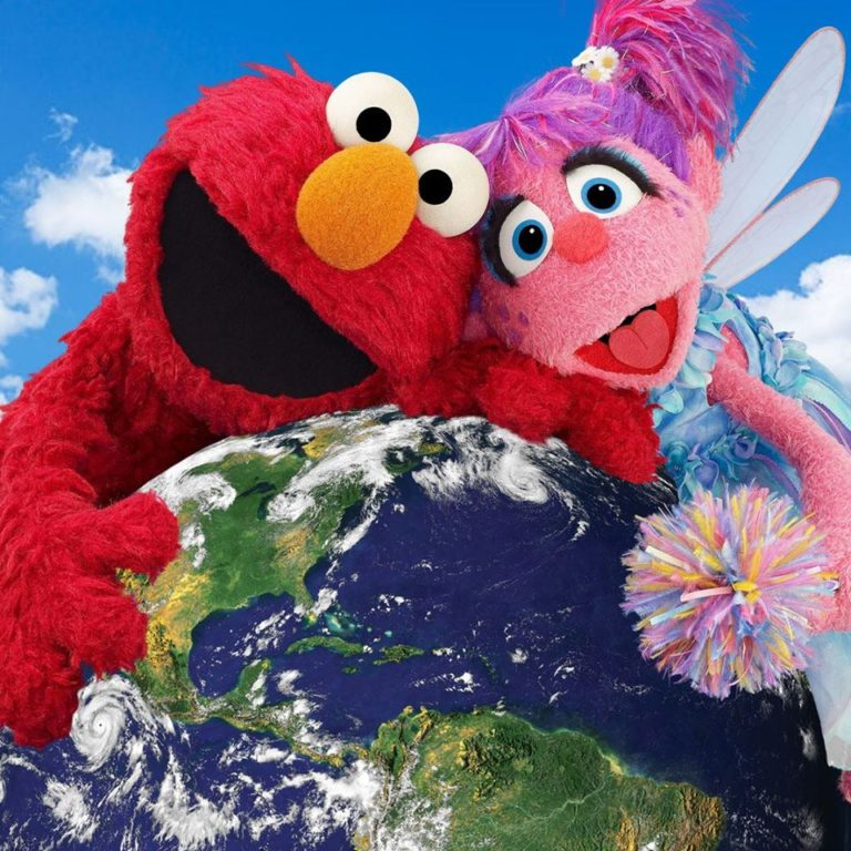 Kids Can Ask Sesame Street Questions About What Is Happening In The World Right Now. Here's How