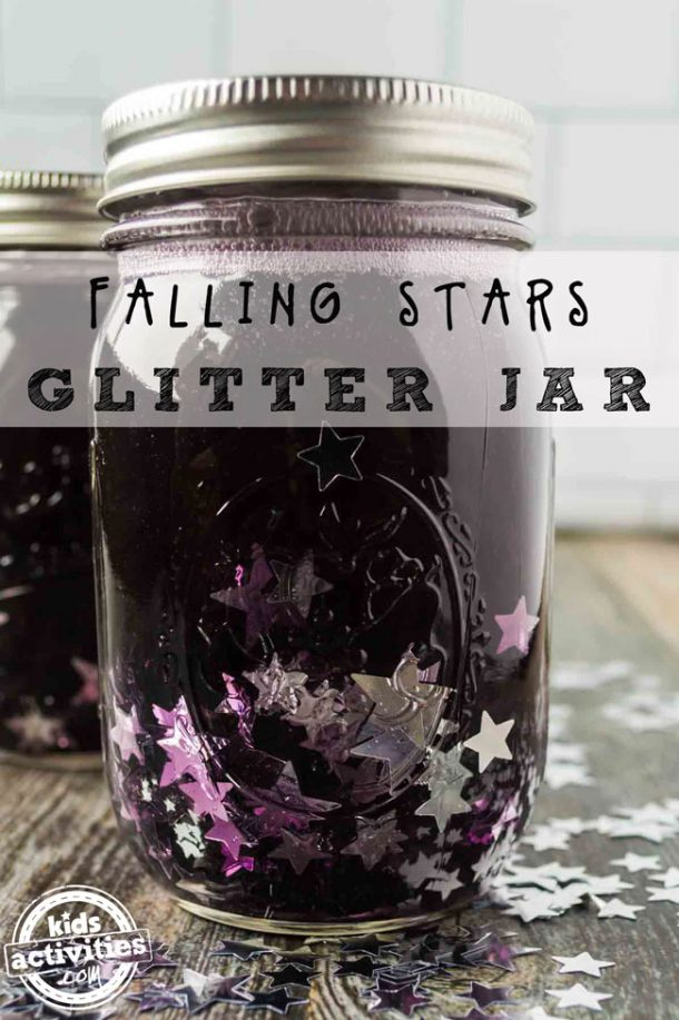 Learn How To Make A Glitter Jar Kids Activities Blog