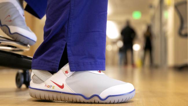 Nike is Saying Thank You By Donating to Frontline Healthcare Workers