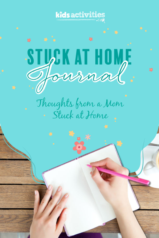 Stuck-at-Home Journal: Nostalgia During Quarantine