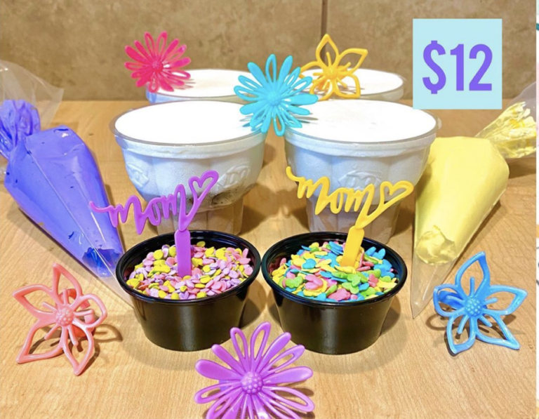 Dairy Queen is Offering DIY Cupcake Kits and I Need One