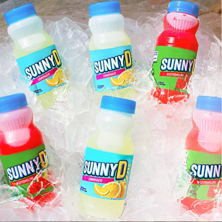 SunnyD is Bringing Back Their Lemonade and Watermelon Flavors and I Am So Excited