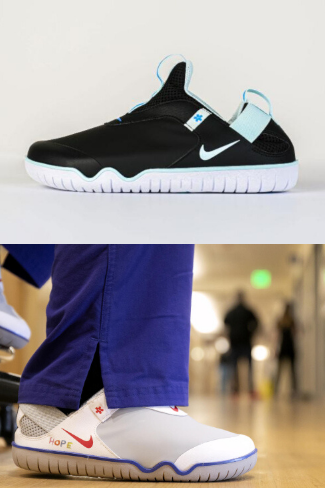 Nike is Giving Away 30,000 Shoes to Frontline Healthcare Workers