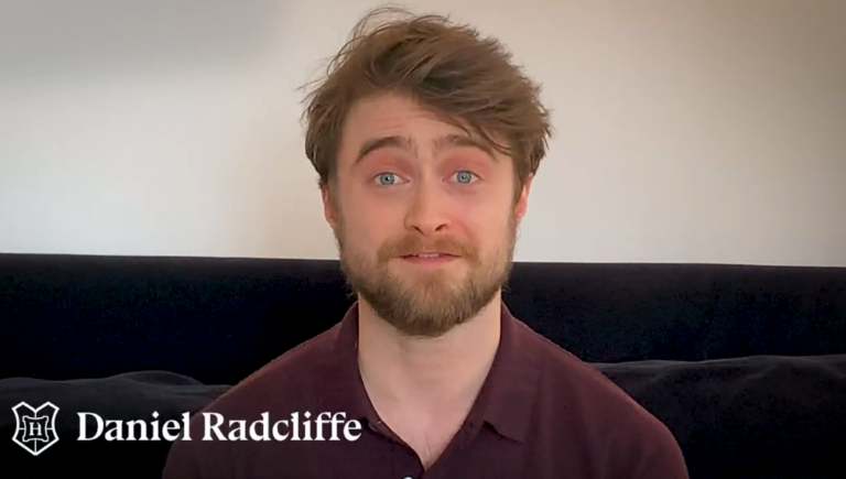 Kids Can Submit 'Harry Potter' Artwork for Future Virtual Story Time Readings with Daniel Radcliffe